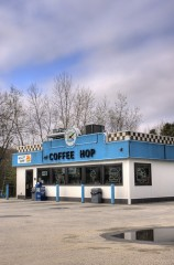 Coffee Hop in HDR
