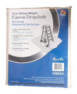 canvas dropcloth
